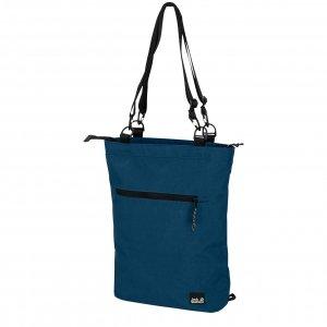 Jack Wolfskin 365 Tote Bag poseidon blue