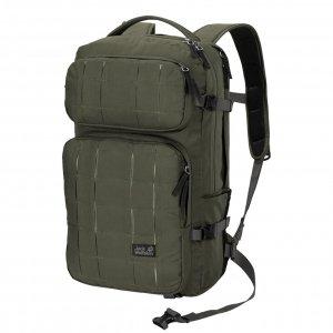 Jack Wolfskin TRT 22 Pack grape leaf backpack