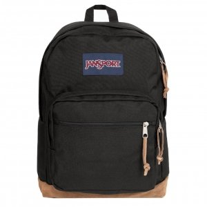 JanSport Right Pack Rugzak black Handbagage koffer