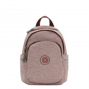 Kipling Delia Mini Rugzak cosy red backpack