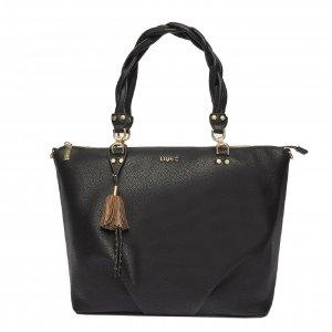 Liu Jo Brava Shopping Bag nero Damestas
