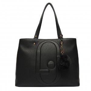 Liu Jo Incantata Shopping Bag nero Damestas