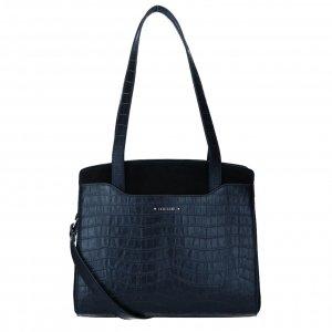 LouLou Essentiels Classy Croc Bag XS black Damestas