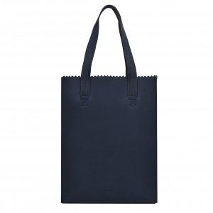 Myomy My Paper Bag Shopper Hunter blue Damestas