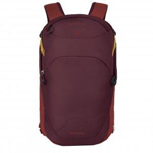 Osprey Apogee 28 Backpack zircon red backpack