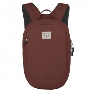 Osprey Arcane Small Day Backpack acorn red backpack