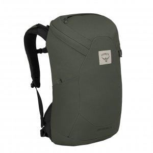 Osprey Archeon 24 Backpack haybale green Handbagage koffer