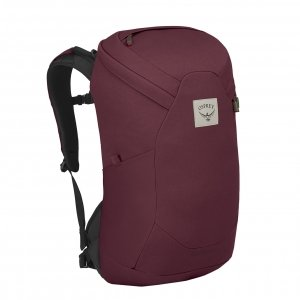Osprey Archeon 24 Backpack mud red Handbagage koffer