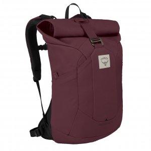 Osprey Archeon 25 Backpack mud red Handbagage koffer