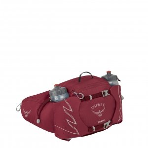 Osprey Talon 6 Waist Pack cosmic red