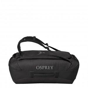 Osprey Transporter 65 Duffel black II Weekendtas