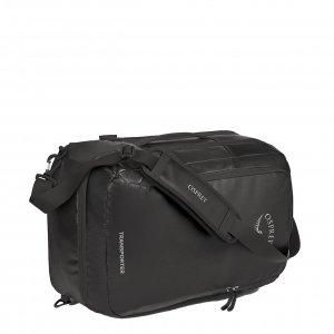 Osprey Transporter Carry-On Bag black Weekendtas