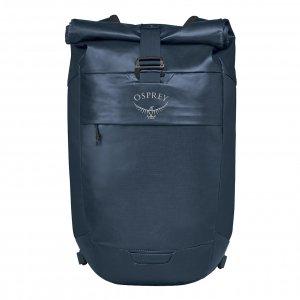 Osprey Transporter Roll Top Backpack venturi blue backpack