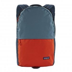 Patagonia Arbor Zip Pack patchwork: paintbrush red Handbagage koffer