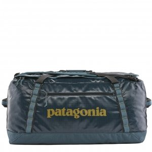 Patagonia Black Hole Duffel 100L abalone blue w/ink black Weekendtas