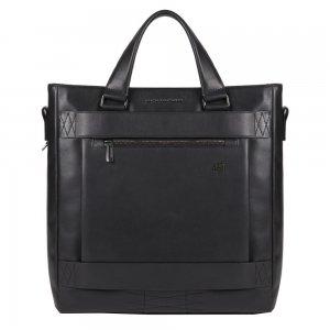 Piquadro Obidos Computer Women's Bag With IPad Compartment black