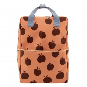 Sticky Lemon Special Edition Apples Backpack Large berry swirl cherry red sunny blue backpack