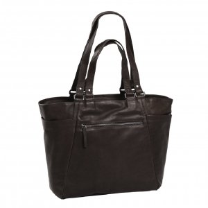 The Chesterfield Brand Kassel Shopper brown Damestas