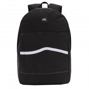 Vans Construct Skool Backpack black/white