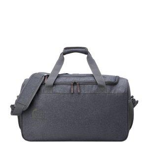 Delsey Maubert 2.0 Cabin Duffle Bag 40 antracite Weekendtas