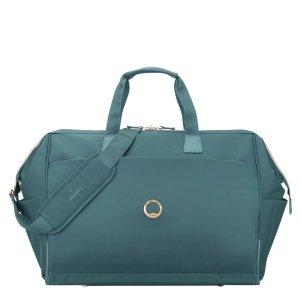 Delsey Montrouge Cabin Duffle Bag 55 green Weekendtas