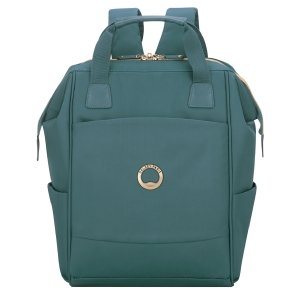 Delsey Montrouge Laptop Backpack 13.3'' green backpack