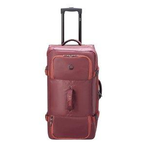 Delsey Raspail 2-Wheel Trolley Duffle Bag 64 red Trolley Reistas