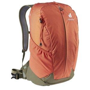 Deuter AC Lite 23 Backpack paprika/khaki backpack