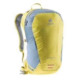 Deuter Speed Lite 16 Backpack green-curry/slateblue backpack