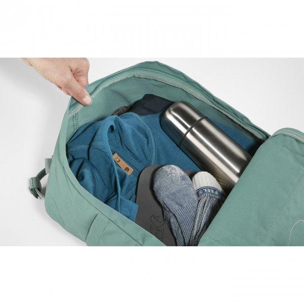 Fjallraven Kanken Rugzak artic green backpack van Vinylon