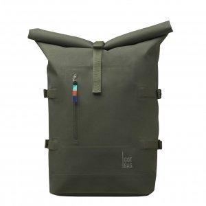 GOT BAG Rolltop Backpack algae backpack