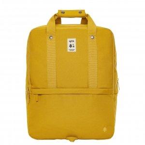 Lefrik Daily Laptop Backpack 15'' mustard Laptoprugzak
