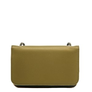 Mywalit Full Flap Multicomp Clutch olive