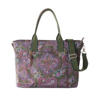 Oilily Helena Paisley Baby Bag cypres Damestas