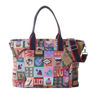 Oilily Honeycomb Baby Bag multicolor Damestas