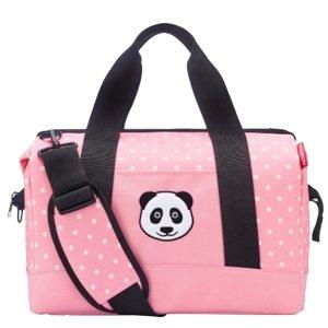 Reisenthel Kids Allrounder M Panda Dots pink Weekendtas