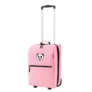 Reisenthel Kids Trolley XS Panda Dots pink Kinderkoffer