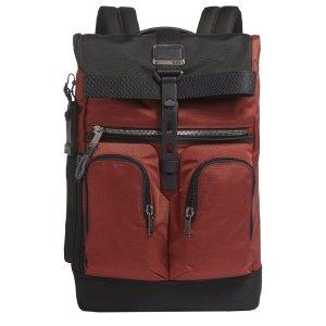 Tumi Alpha Bravo Lance Backpack russet backpack