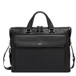 Tumi Ashton Halls Slim Brief black perforated Handbagage koffer