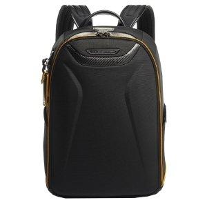Tumi McLaren Velocity Backpack black backpack