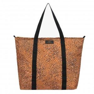 Wouf Bruna Recycled Weekendbag leopard Weekendtas