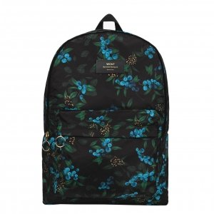 Wouf Isabelle Recycled Backpack leafs multi