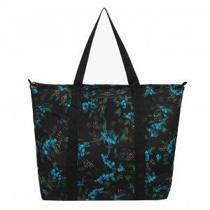 Wouf Isabelle Recycled Weekendbag leafs multi Weekendtas